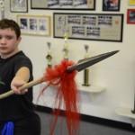 Spear Training