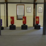 Kids Punching Bags area