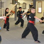 Youth Kung Fu Class