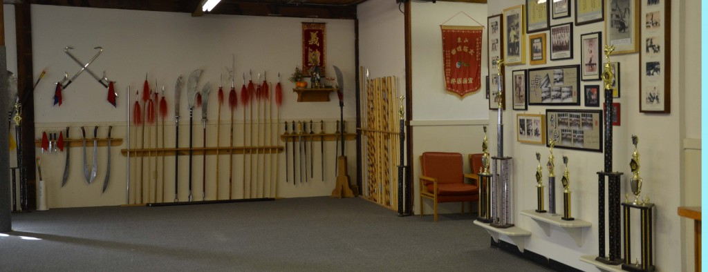 Traditional Kung Fu Weapons
